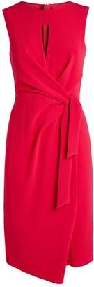 Paule Ka Side Knot Dress