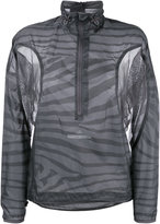 adidas by Stella McCartney printed sports jacket