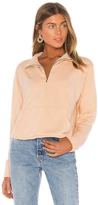 LAmade Bello Half Zip Sweatshirt