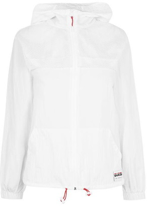 GUESS Logo Zip Jacket