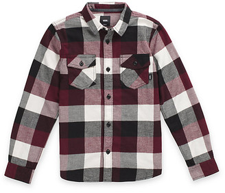 Vans Boys Box Flannel Shirt