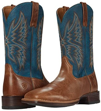 Ariat Valor Ultra (Peanut/Brown Bomber) Cowboy Boots
