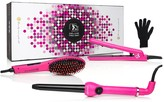 ProCabello Hair Tools 4-Piece Styling Set - Pink