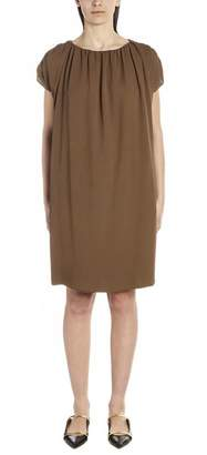 Fabiana Filippi Oversized Shift Dress