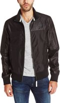 G Star Men's Nancor Vest Long Sleeve Zip-up Jacket