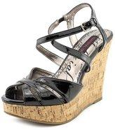 Material Girl Renee Women US 9.5 Wedge Sandal