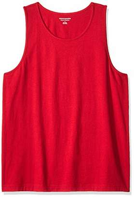 Amazon Essentials Regular-fit Solid Tank Top T-Shirt,(EU XL)