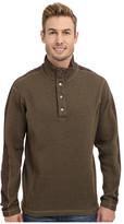 Exofficio RuvidoTM Snap Henley Sweater