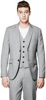 GUESS Men's Oxford Ultra-Slim Blazer
