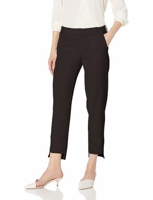 Nanette Lepore Women's Ankle Skinny Pant W/Stepped M