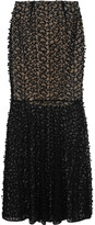 By Malene Birger Lace maxi skirt