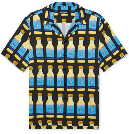 dbecfac1 Dolce & Gabbana Men's Shirts - ShopStyle