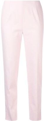 Paule Ka High-Waist Fitted Trousers
