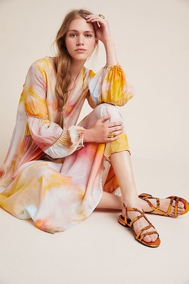 Bl Nk Bl-nk Avalie Tie-Dye Maxi Dress