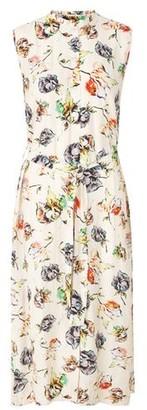 Mads Norgaard Arty Garden Floral Dress - 40