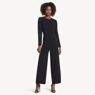 Tommy Hilfiger Essential Long-Sleeve Jumpsuit