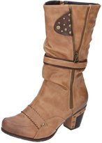 Rieker Women Boots brown, (bisquit/kastanie) 97651-20