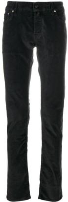 Jacob Cohen Comfort Fit corduroy trousers