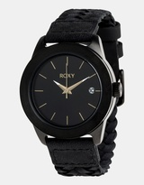 Roxy Womens The Kai 39mm Leather Watch