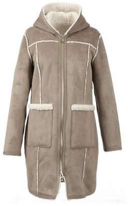 Oakwood Camden Coat - Medium - Natural/Brown
