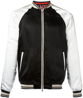 3.1 Phillip Lim Souvenir reversible varsity jacket - men - Cotton/Acetate/Viscose - M