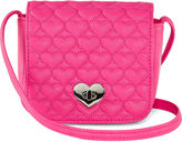 Asstd National Brand OMG Accessories Crossbody Quilted-Flap Bag - Girls