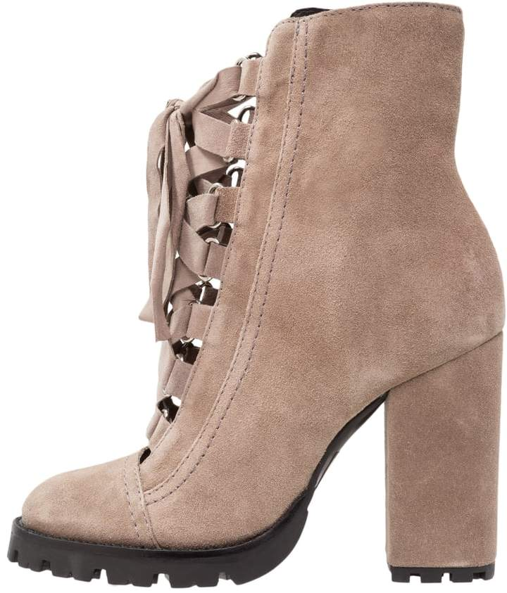 Schutz High heeled ankle boots mouse