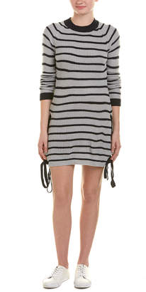 Aiden Lace-Up Sweater Tunic