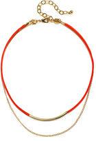 MIXIT Mixit Womens Choker Necklace