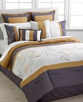 Nylo Hallmart Collectibles 8 Piece California King Comforter Set