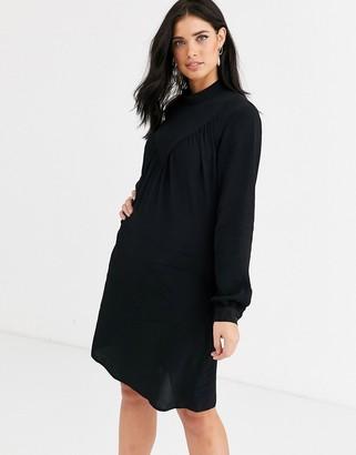 Closet London Closet long sleeve mini dress