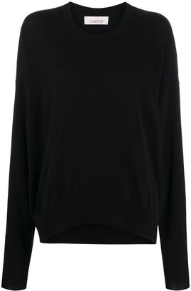 Laneus Fine Knit Wool-Blend Jumper