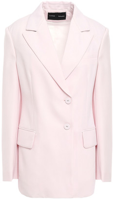 Proenza Schouler Wool-blend Twill Blazer