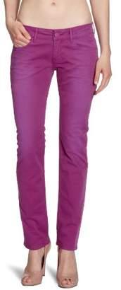 Cross Jeanswear Co. Cross Jeans Women's Straight Fit Jeans - - 26/32 (Brand size: 26/32)