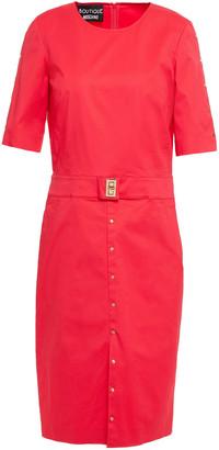 Boutique Moschino Stretch-cotton Dress