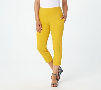 Women With Control Wicked by Regular Prime Stretch Denim Crop Pants
