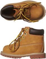 Timberland Tots Premium Waterproof Boot Brown