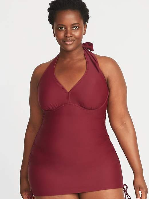 4187aee83a0 Old Navy Red Plus Size Swimsuits - ShopStyle