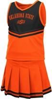 Colosseum Girls Toddler Orange Oklahoma State Cowboys Pinky Cheer Dress