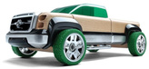 Automoblox Green Pick-Up Toy