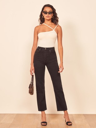 Reformation Petites Cynthia High Relaxed Jean