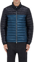 Isaora MEN'S COLORBLOCKED DOWN-QUILTED COAT