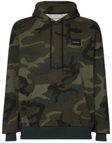Calvin Klein All Over Camo Hoody