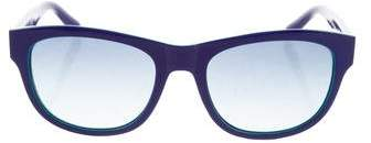 Just Cavalli Logo Tinted Sunglasses