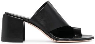 AGL Moon thong sandals