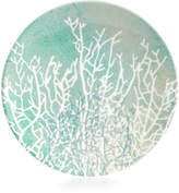 MADHOUSE by Michael Aram Michael Aram Ocean Melamine Coral Luncheon Plate