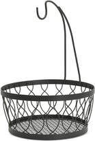 Mikasa Rustic Farmstand Fruit Basket With Banana Hook