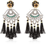 Mercedes Salazar Petite Aretes Fiesta Earrings