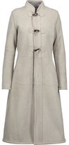 Vanessa Seward Christophe Whipstitched Shearling Coat