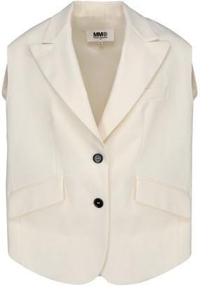 MM6 MAISON MARGIELA Sleeveless Waistcoat